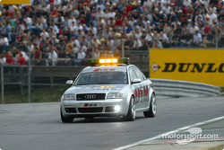 El safety car Audi RS6 DTM