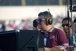 Motorsport.com photographer Greg Gage (Hootie Groupie)