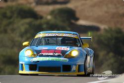 #66 The Racer's Group Porsche 911 GT3RS: Kevin Buckler, Cort Wagner