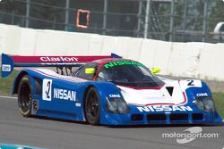 #2 1990 Nissan R90c, owned by Henry Camfordam