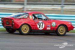 La #97 Saab Sonnett de 1967, détenue par Randall Cook