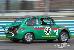 La #56 Fiat Abarth Corsa de 1970, détenue par Klaus Fischer