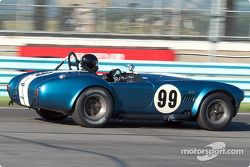 La #99 Shelby Cobra S/C de 196, détenue par Bill Murray