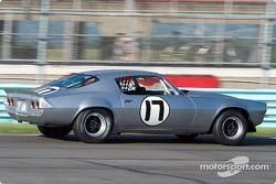 La #17 Chevrolet Camaro Z/28 de 1970, détenue par Sean Ryan