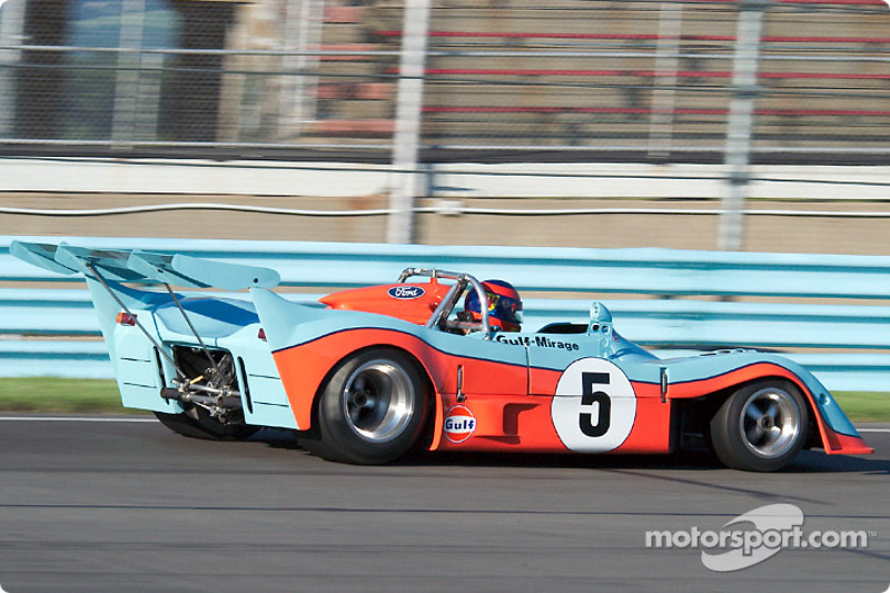 №5 Gulf Mirage 1969, Крис МакАллистер