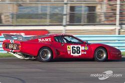 La #68 Ferrari 512BB/LM de 1979, détenue par Paul Facella