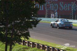 La #65 Porsche 911RSR de 1974, détenue par Stephen Bauer