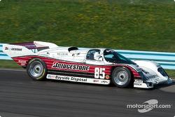 #85 1986 Porsche 962, owned by Adam Haut