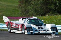 La #85 Porsche 962 de 1986, détenue par Adam Haut