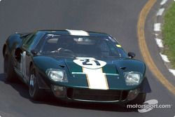 #21 1966 Ford GT40, owned by Bill Murray