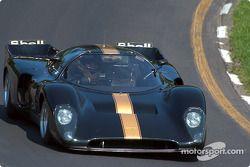 La #49 Chevron B16 de 1969, détenue par Michael Zappa