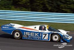 #7 1984 Porsche 956; Besitzer Archie Urchuoli