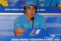 Thursday FIA basın toplantısı: Fernando Alonso