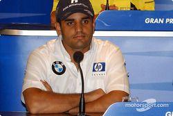 Thursday FIA basın toplantısı: Juan Pablo Montoya