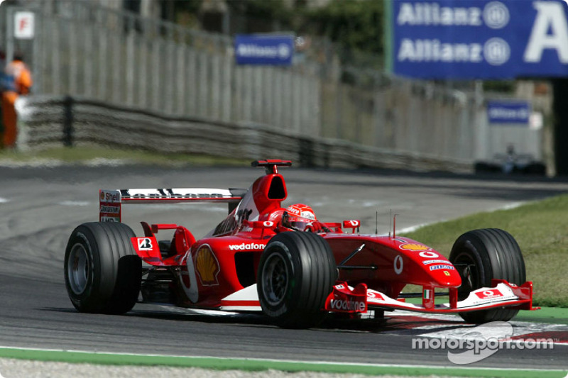 #7 Michael Schumacher