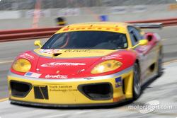 #29 JMB Racing USA/Team Ferrari Ferrari 360 Modena comes in for its pit stop