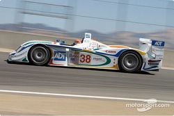 #38 Team ADT Champion Racing Audi R8: Johnny Herbert, JJ Lehto