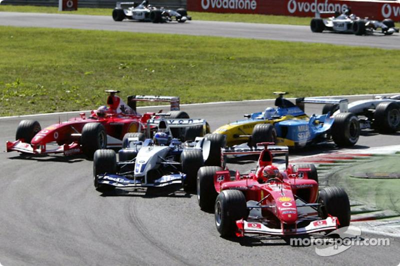 Гран При Италии 2003 года