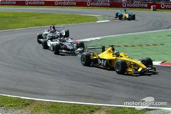 Zsolt Baumgartner antes Jos Verstappen