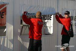 Une nouvelle journée chez Bridgestone