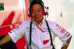 Norio Aoki, ingénieur de course