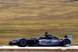Minardi PS04 : Jos Verstappen