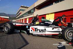 Minardi PS04 : Nicolas Kiesa