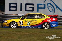 Tim Leahey, pilote Porsche, s'est associé à Cameron McConville
