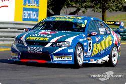 Mark Winterbottom, champion de V8 Supercar, n'a pas eu de mal à s'habituer