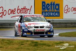 Andy Priaulx pousse le K-Mart Commodore