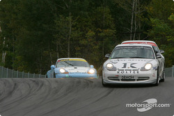 #119 Doncaster Racing Porsche GT3 Cup: Robert Julien, Jean-François Dumoulin