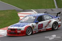 #69 Marcus Motorsports BMW M3: Brian Cunningham, Hugh Plumb, Cory Friedman