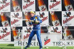 Podium: Mattias Ekström, Abt Sportsline, Abt-Audi TT-R 2003
