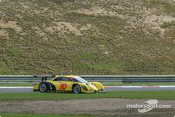 La #70 SpeedSource Ford Multimatic de Sylvain Tremblay, Selby Wellman et Paul Mears Jr part en tête-