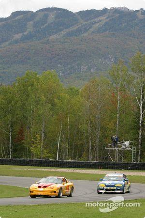#45 Michael Baughman Racing Firebird: Mike Yeakle, Bob Ward