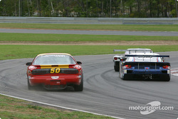 #50 Michael Baughman Racing Firebird: Rick Ellinger, Michael Baughman back on the track