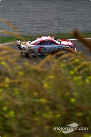 Peter Terting, Abt Sportsline Juniorteam, Abt-Audi TT-R 2002