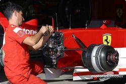 Miembro del equipo de Ferrari