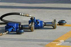 Pistolas de aire para cambio de neumáticos