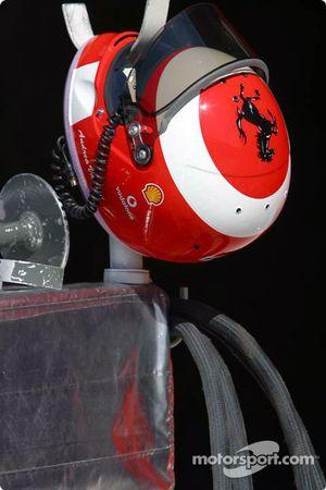 Cascos Ferrari