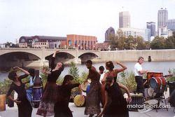 De nombreuses opportunités culturelles sont disponibles pour les fans lors du Grand Prix des Etats-Unis à Indianapolis