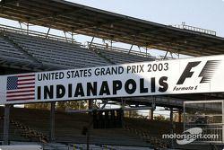 Bienvenidos al Indianapolis Motor Speedway