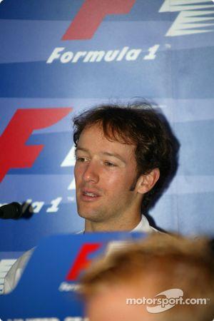 Conférence de presse de la FIA : Cristiano da Matta