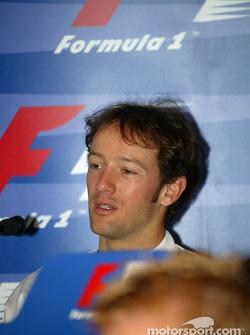 Thursday FIA basın toplantısı: Cristiano da Matta