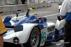 #16 Dyson Racing Team Lola EX257/AER: James Weaver, Butch Leitzinger