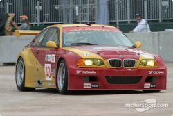 #40 Alegra Motorsports BMW M3: Bill Auberlen, Nic Jonsson