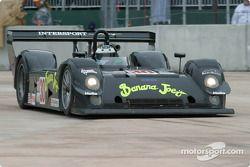 #30 Intersport Racing Riley & Scott MK III C: Clint Field, Michael Durand