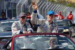 Drivers presentation: Timo Bernhard, Jorg Bergmeister