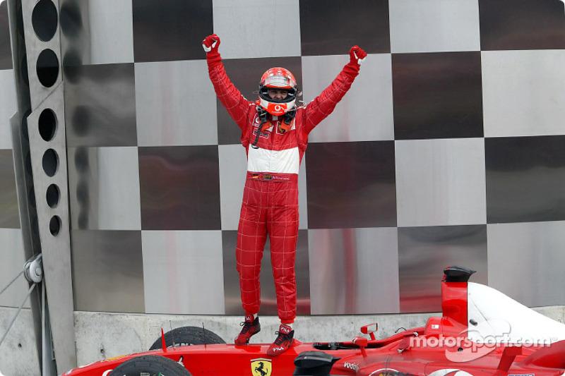 2003: Michael Schumacher (F2003-GA)