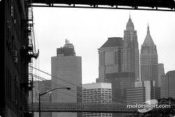 Les gratte-ciels de New York